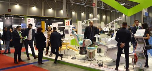 Expozitia internationala de produse si echipamente pentru medicina si tehnica dentara, la Romexpo