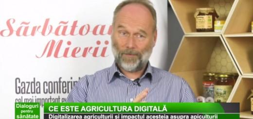 DPS Medika TV - Digitalizarea agriculturii si impactul acesteia asupra apiculturii - Apidava - Realizator Cecilia Caragea