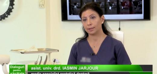 DPS Medika TV - Implanturile zigomatice si pterigoidiene - Clinica Prof. Dr. Barbu - Realizator Cecilia Caragea