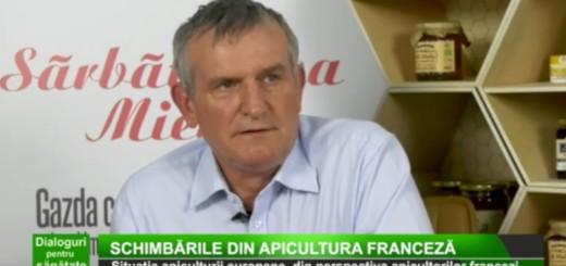 DPS Medika TV - Situatia apiculturii europene, din perspectiva apicultorilor francezi - Apidava - Realizator Cecilia Caragea.jpg