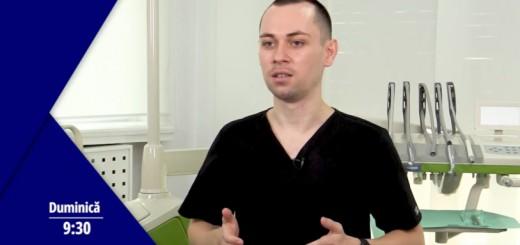 Promo SVI - Precautii necesare in cazul implanturilor dentare - Dr. Corrado Cazacu - Arena Communications