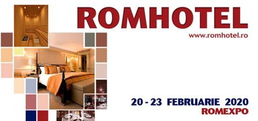 Romhotel, cel mai important eveniment dedicat industriei ospitalitatii