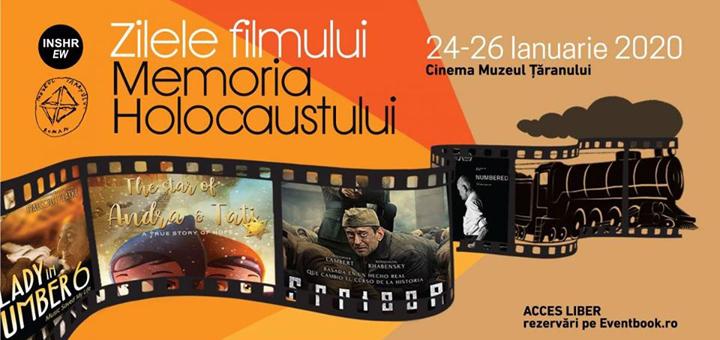 Zilele Filmului Memoria Holocaustului, la MTR