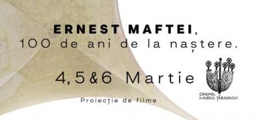 Eveniment comemorativ ce marcheaza un secol de la nasterea actorului Ernest Maftei 1