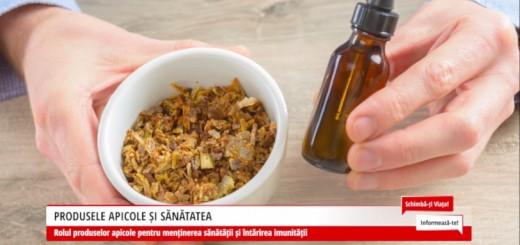 SVI - Produsele apicole si sanatatea - Apidava - Arena Communications
