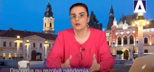 ACC - AC - Discordia nu rezolva pandemia - Cecilia Caragea