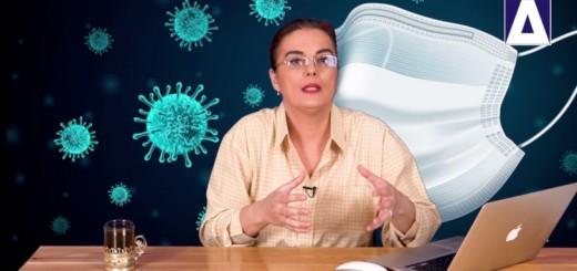ACC - AS - Ce trebuie sa stim pentru a ne apara de SARS-COV-2 - Apidava - Realizator Cecilia Caragea