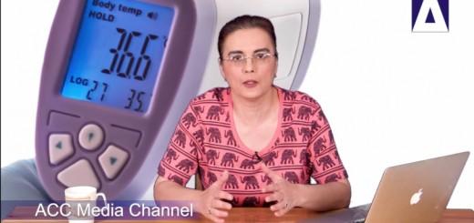 ACC - AS - Masurarea temperaturii. De ce si cand anume - Realizator Cecilia Caragea