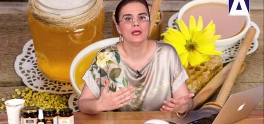 ACC- AS - Produsele apicole, pentru intarirea imunitatii - Realizator Cecilia Caragea