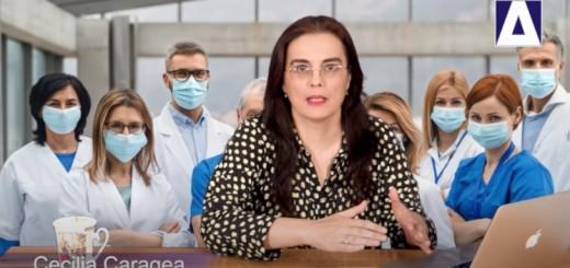 ACC - AS - Protejarea personalului medical si organizarea spitalelor - Realizator Cecilia Caragea