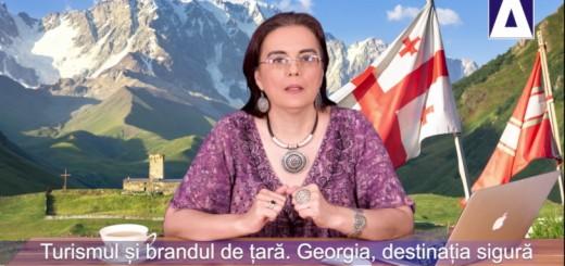 ACC - AS - Turismul si brandul de tara. Georgia, destinatia sigura - Realizator Cecilia Caragea
