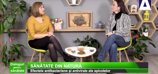 ACC - DPS - Sanatate din natura - Apidava - Realizator Cecilia Caragea