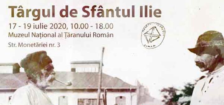 Targul de Sfantul Ilie, la Muzeul Taranului Roman