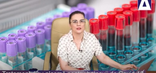 Arena Sanatatii - Tratamentul cu plasma pentru bolnavii de Covid-19