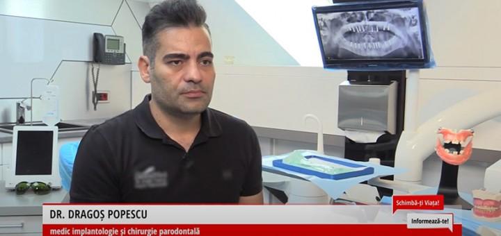Schimba-ti viata! Informeaza-te! - Tratamentul bolii parodontale (Reluare)