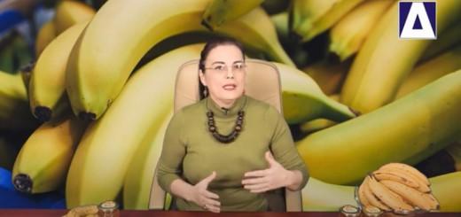 AS - Beneficiile bananelor pentru sanatate. Ce contin bananele si pentru ce afectiuni sunt recomandate - Cecilia Caragea