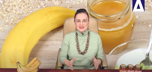 Arena Sanatatii - Masti cosmetice cu banane si miere