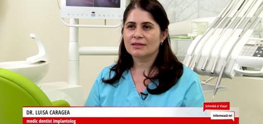 Emisiune SVI - Implantul dentar, solutia de inlocuire a unui dinte