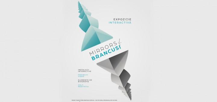 Mirrors of Brancusi, expozitie interactiva la MTR