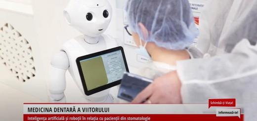 SVI - Medicina dentara a viitorului Reluare