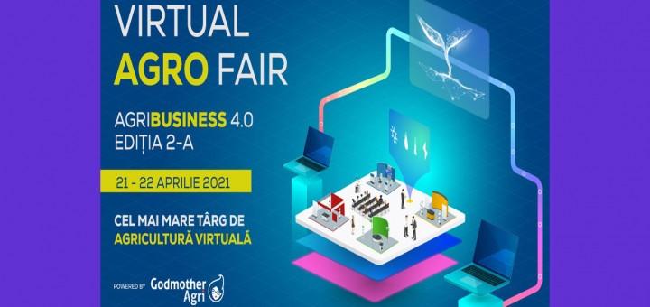 Agribusiness 4.0, primul targ virtual de agricultura din Romania-