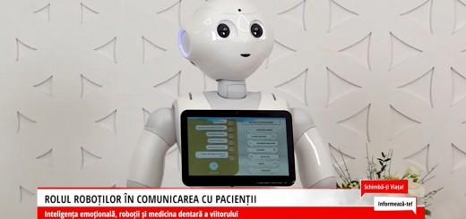 SVI - Rolul robotilor in comunicarea cu pacientii