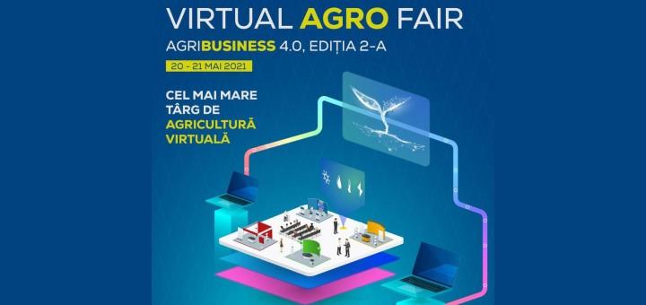 Agribusiness 4.0, primul targ virtual de agricultura din Romania