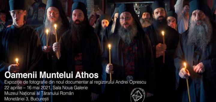 Oamenii Muntelui Athos, expozitie de fotografie la MTR