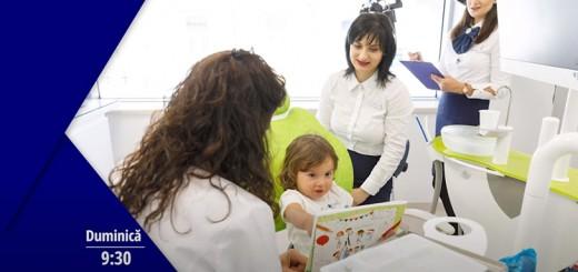 Promo Reluare Schimba-ti Viata! Informeaza-te! – Coroanele dentare pentru copii