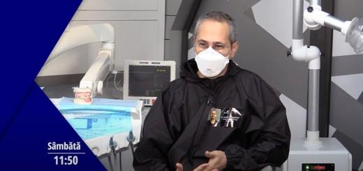 Promo Reluare Schimba-ti Viata! Informeaza-te! – Cum a schimbat pandemia de Covid-19 protocoalele de lucru in stomatologie