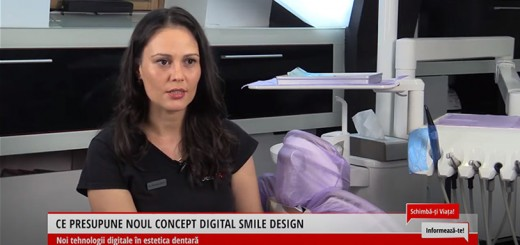 Schimba-ti viata! Informeaza-te! - Ce presupune noul concept Digital Smile Design (Reluare)
