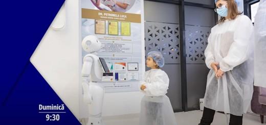 Promo Reluare Schimba-ti Viata! Informeaza-te! – Rolul robotilor in comunicarea cu pacientii